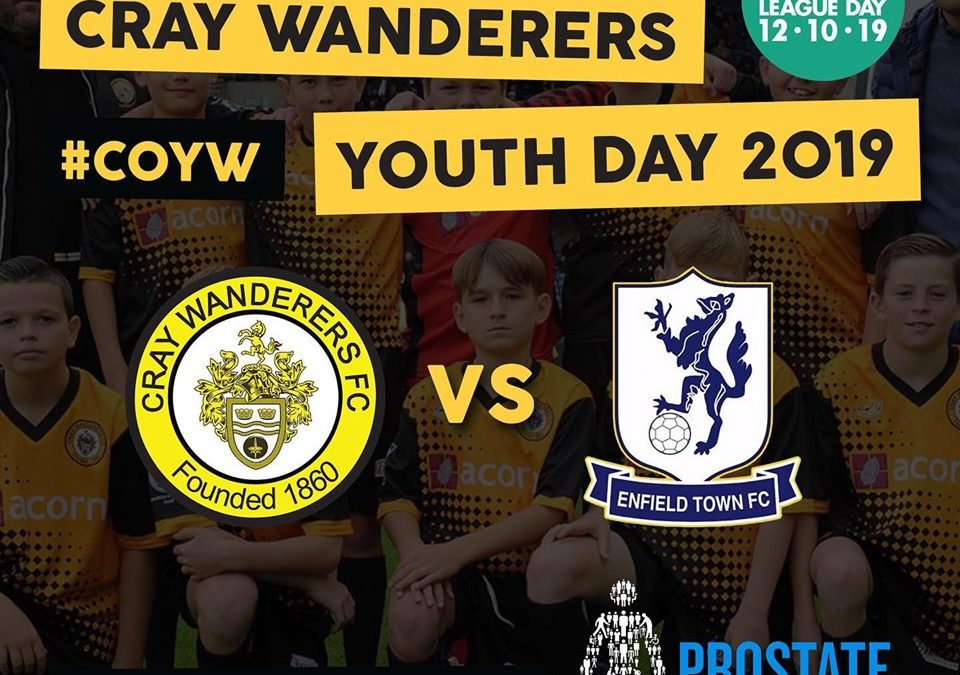 Cray Wanderers vs Enfield Town – BetVictor Isthmian Premier – Saturday 12th October, Match Preview