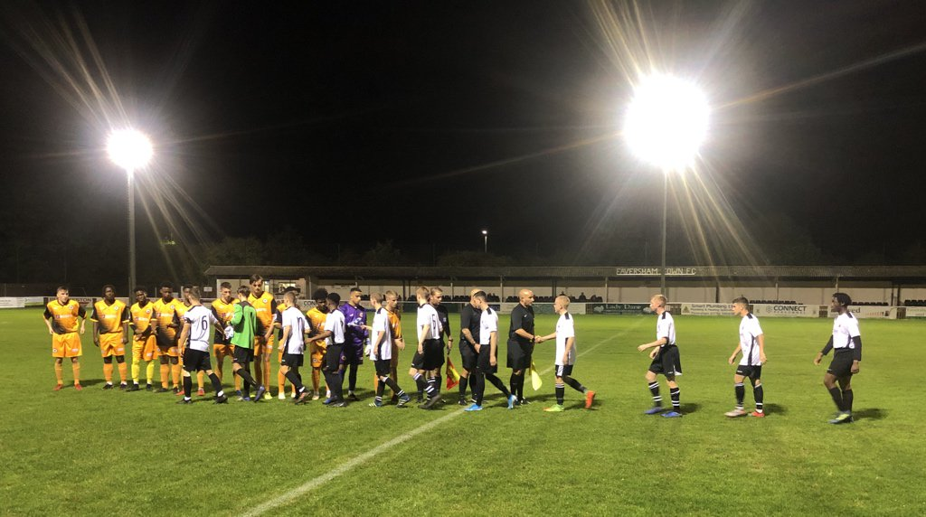 FA Youth Cup Report – Faversham Town vs Cray Wanderers