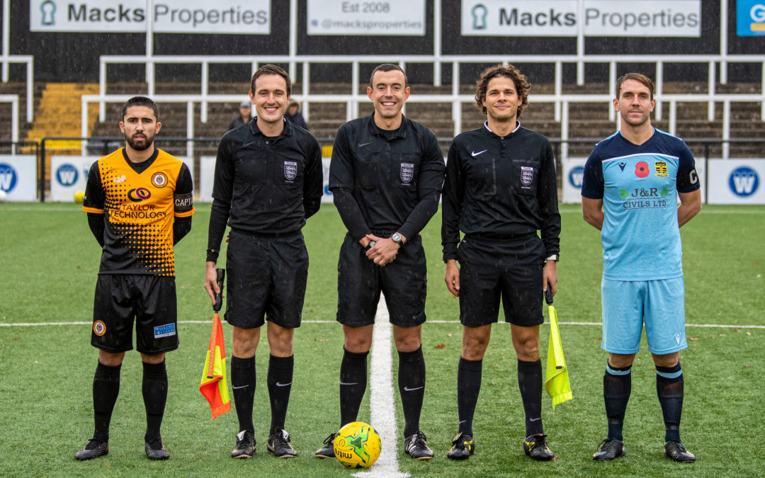 Cray Wanderers 6 Cheshunt 1 – BetVictor Isthmian Premier – 9/11/19, Match Report