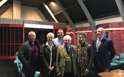 Cray Wanderers Legends at Flamingo Park & Official Pitch opening – 2nd November 2019