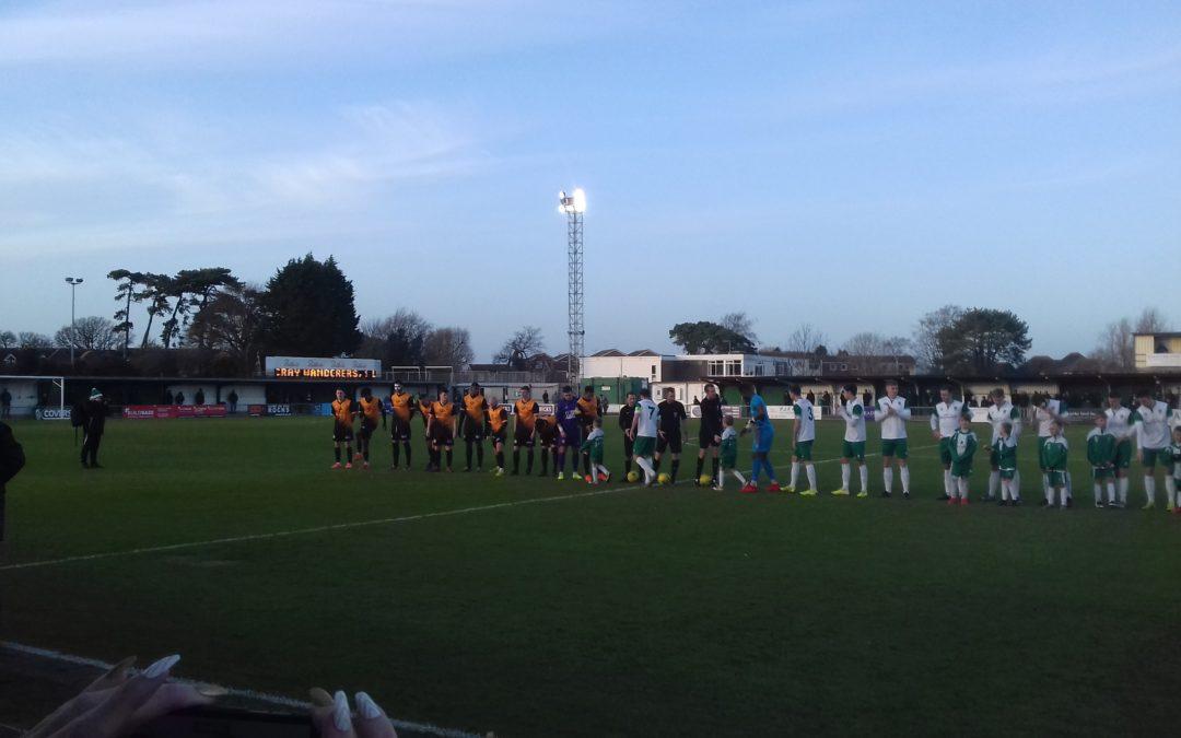 Bognor Regis Town 7 Cray Wanderers 2 – BetVictor Isthmian Premier – 14/12/19, Match Report