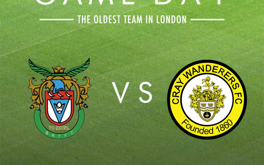Bognor Regis Town vs Cray Wanderers – Saturday 14th December, 3pm – Match Preview and Directions (train details amended)
