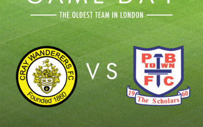 Cray Wanderers vs Potters Bar Town – Saturday 7th December, 2019, 3pm – Match Preview