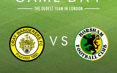 Cray Wanderers vs Horsham – Isthmian Premier – 1/2/20, 3pm – Match Preview