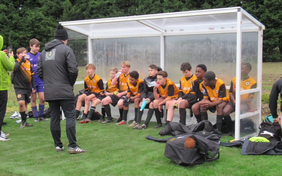 Cray Wanderers Youth News – Cray Wanderers U14s make Flamingo Park debut + results round up