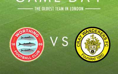 Worthing vs Cray Wanderers – Saturday 8th February, 2020 – 3pm – Match Preview and Directions