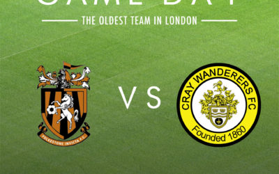 Fixture News – Folkestone Invicta v Cray Wanderers – Tuesday 10th March, Match postponed