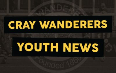 Cray Wanderers Youth Report – 15/3/20 – Part 1 – Kent Youth League – Cray Wanderers U14s vs Maidstone United U14s