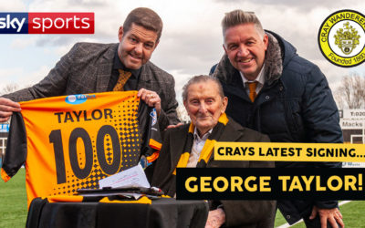 Watch the George Taylor interview with Sky Sports on our YouTube
