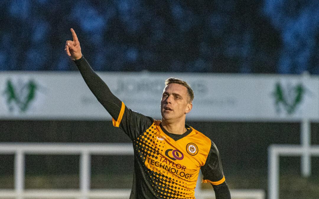 Joe Taylor joins Ebbsfleet United on month loan – 19/1/21
