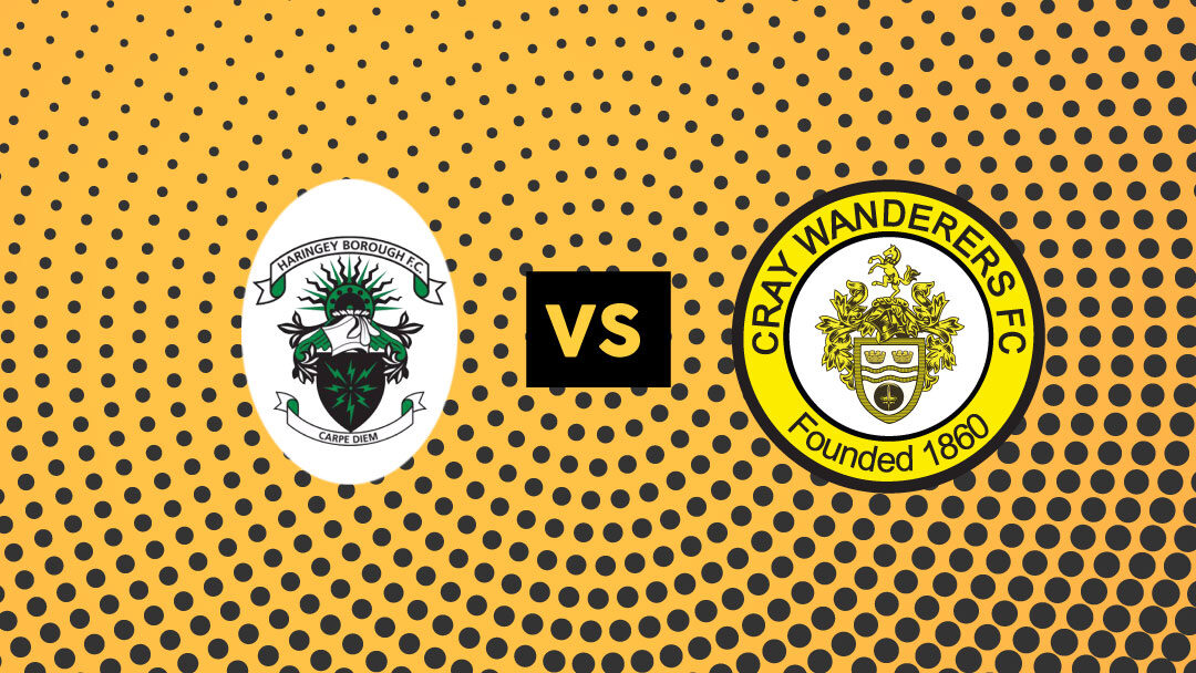 Haringey Borough v Cray Wanderers – Pitching In Isthmian Premier – Saturday 17th October, 2020, 3pm – Match Preview & Directions