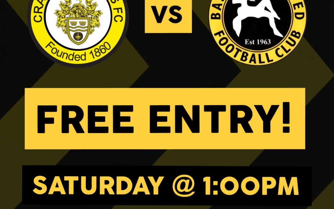 Post Lockdown 2 Friendly – Cray Wanderers 2 Basildon United 3, Sat 5th December.
