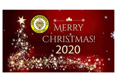 A Happy Christmas from Cray Wanderers