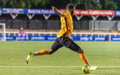 Squad News: Rhys Murrell-Williamson joins Welling United on a month loan
