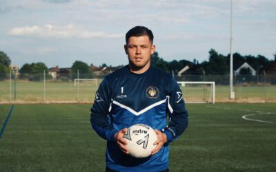 Lewis Carey joins Dorking Wanderers on a month loan