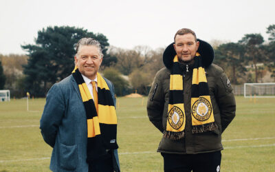 Cray Wanderers announce appointment of Danny Kedwell as new Manager!