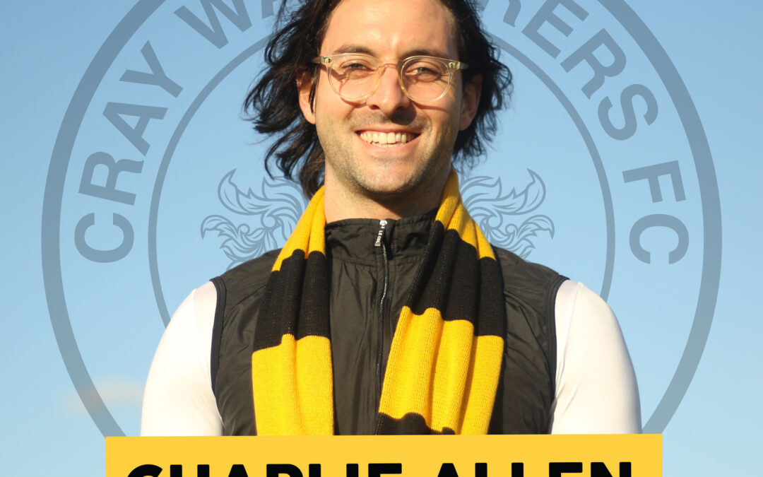 Charlie Allen – Welcome Back  To The Wands
