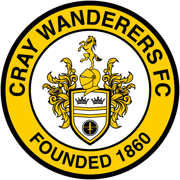 Cray Wanderers Fixtures Update –  Folkestone Invicta (13/10/21) & Horsham home games (16/10/21) to be re-arranged