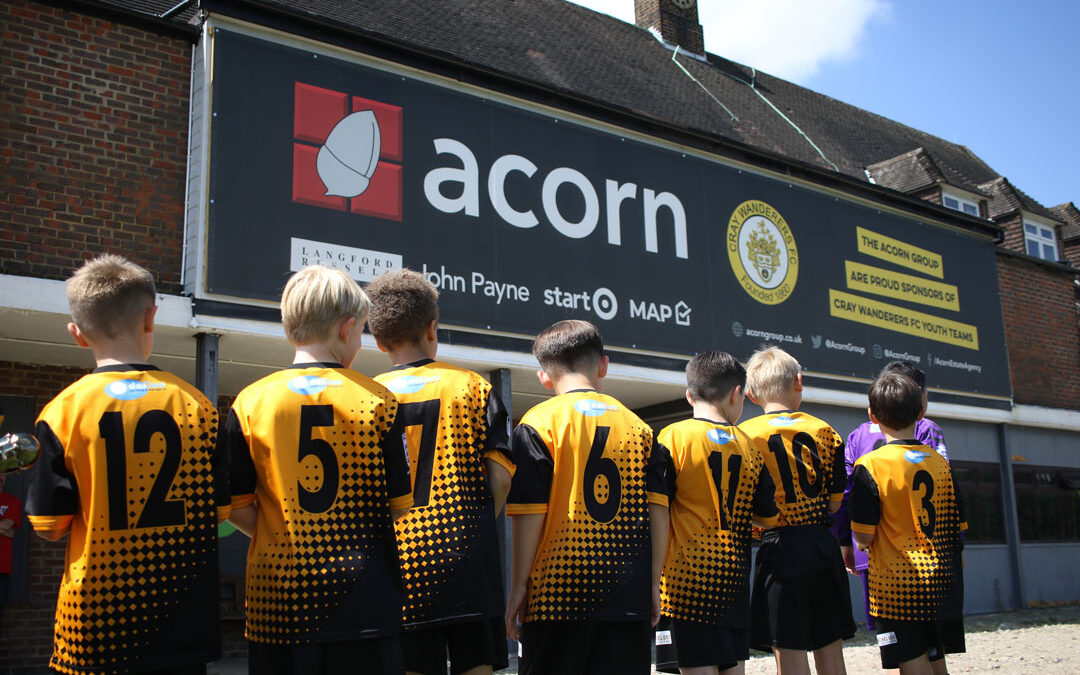 Cray Wanderers Youth Team Presentation Day: 12th June, 2021