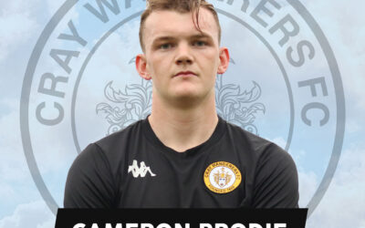 Cameron Brodie – Welcome To The Wands!