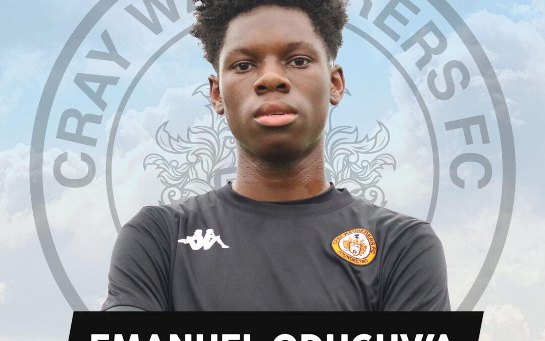 Emanuel Oduguwa – Welcome To The Wands!