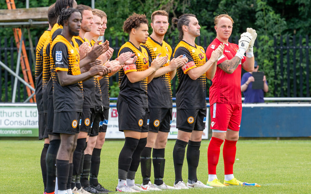 PSF: Herne Bay 1 Cray Wanderers 1 – 31/7/21, Match Report