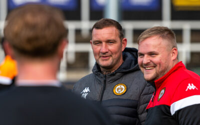 Cray Wanderers vs Worthing – The pre-match thoughts of Danny Kedwell