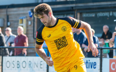 Friendly Result – Cray Wanderers 4 Basildon United 2, 13/10/21 – Fjord Rogers joins Sevenoaks Town on 28 day loan
