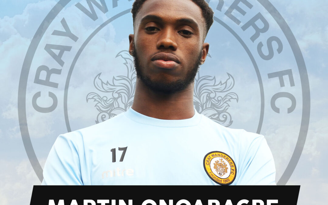 Martin Onoabagbe – Welcome To The Wands!