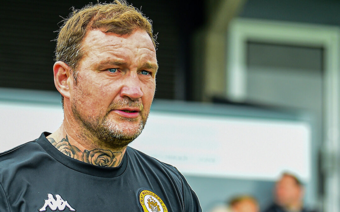 Cray Wanderers vs Potters Bar Town – The pre-game thoughts of Danny Kedwell